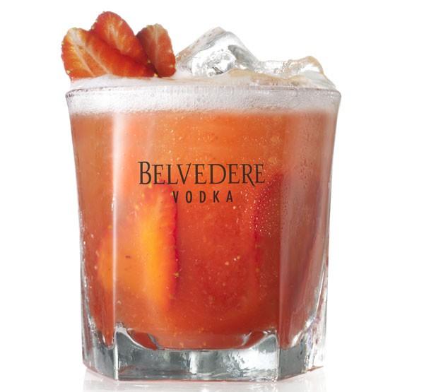 Ma semaine Belvedere : Sour Cupcake Fraise le mardi