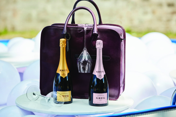 Accords luxe - Berluti pour Krug