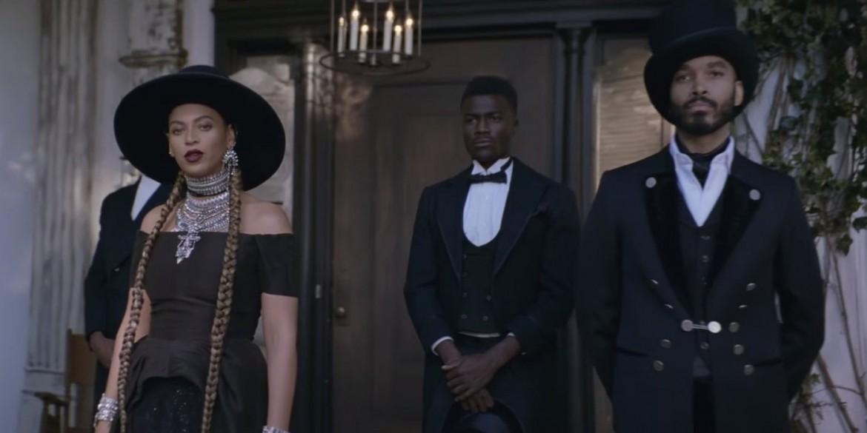 Beyoncé, robe haute couture On Aura Tout Vu, vidéo-clip Formation