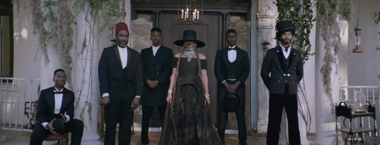Beyoncé robe haute couture On Aura Tout Vu