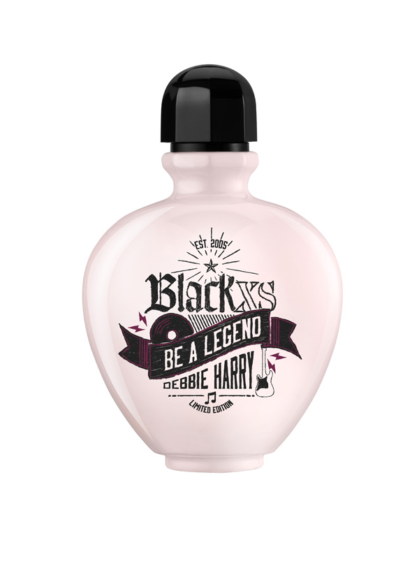 Paco Rabanne - Black XS Be A Legend For Her 57€ le flacon 50ml