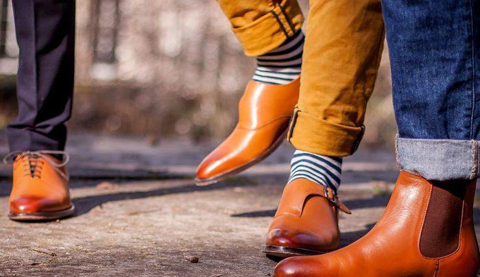 Les chaussures sur mesure R&K pour hommes