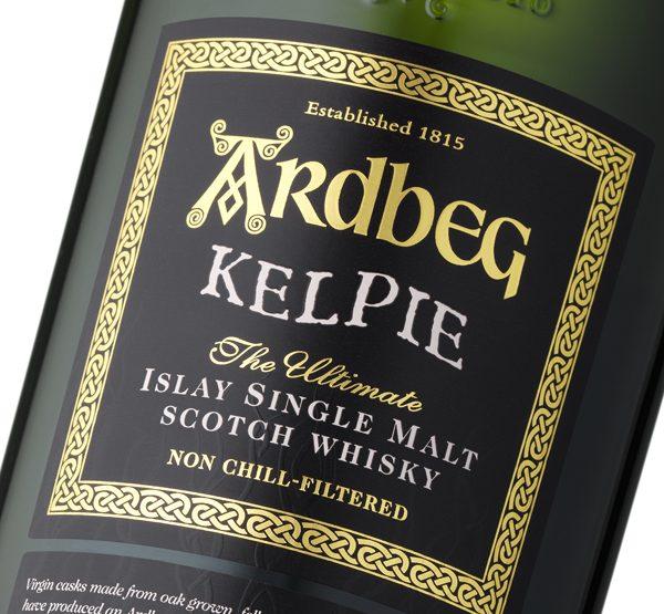 Nouvelle édition limitée Ardbeg Kelpie