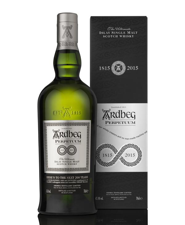 ARDBEG, édition limitée Ardbeg Perpetuum 90€