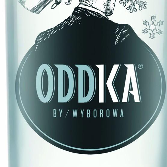 Oddka : alcool au gout de flocons de neige?