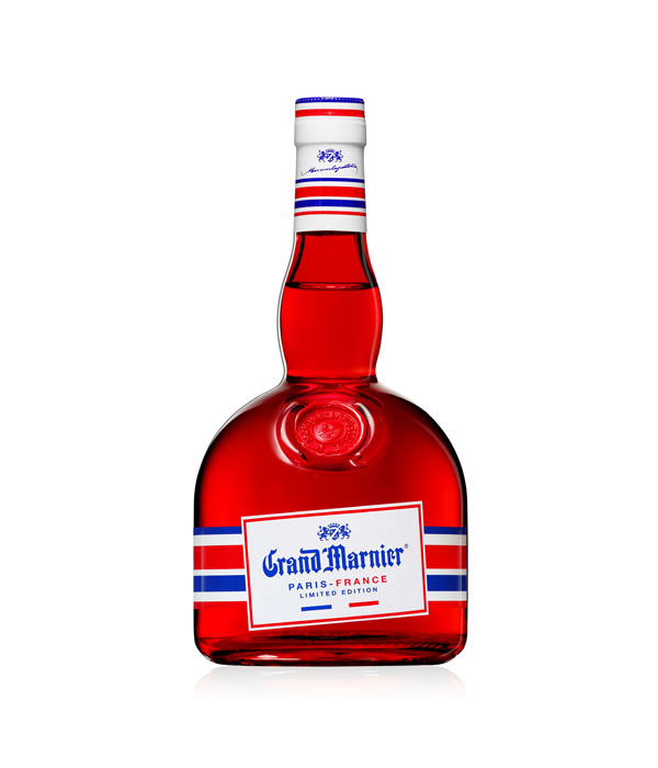 Bouteille Paris-France Grand Marnier