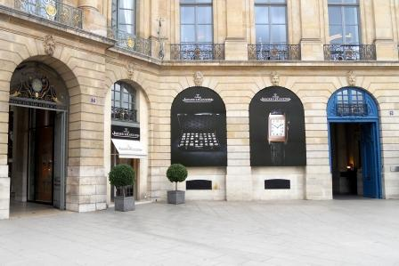 Boutique Jaeger-LeCoultre Place Vendome