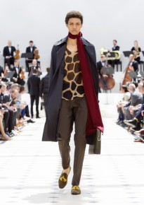 Burberry Menswear Spring Summer 2016 Collection - Look 19