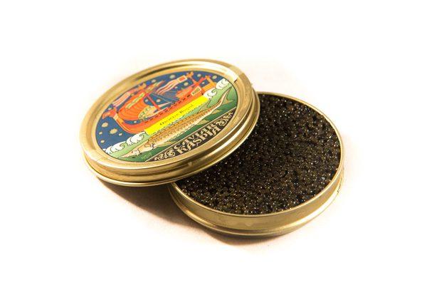 CAVIAR KASPIA - Caviar Osciètre Royal - à partir de 72€ les 30g