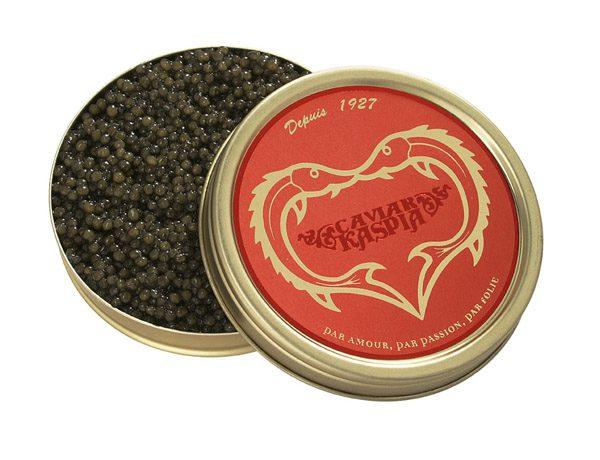 CAVIAR KASPIA - Caviar des Amoureux 30g - 66€