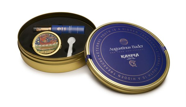 CAVIAR KASPIA - Coffret Eternal Youth avec Augustinus Bader - 160€
