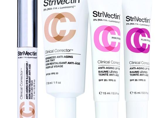 La CC collection de StriVectin