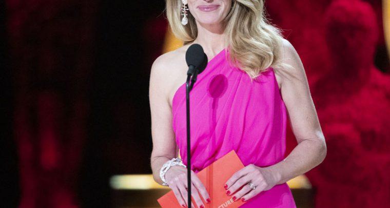 Julia Roberts resplendissante pour les Oscars