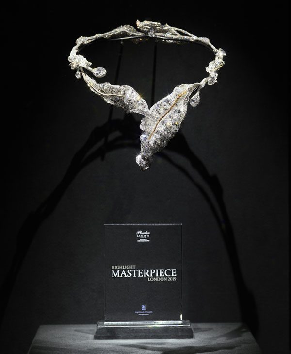 CINDY CHAO Winter Leaves Necklace Trophy_1