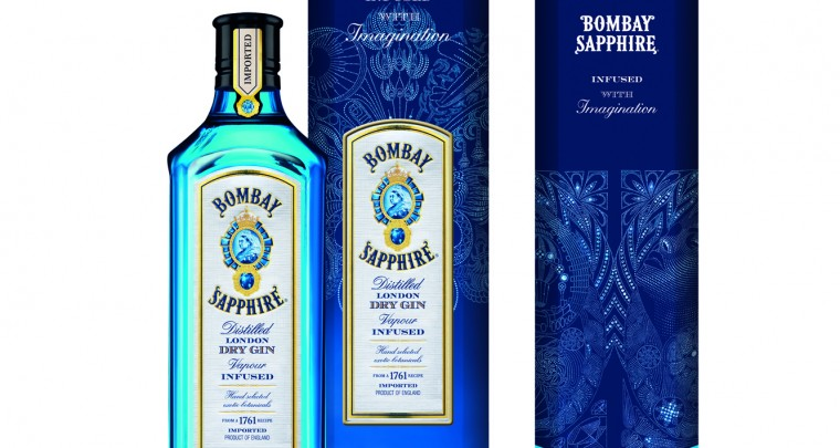 TheDreamTeam aime Bombay Sapphire pour Noël