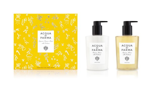 COLONIA HAND WASH AND HAND CREAM SET