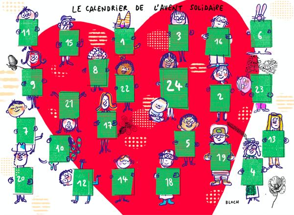 Calendrier_de_l'Avent_solidaire_-_Serge_Bloch