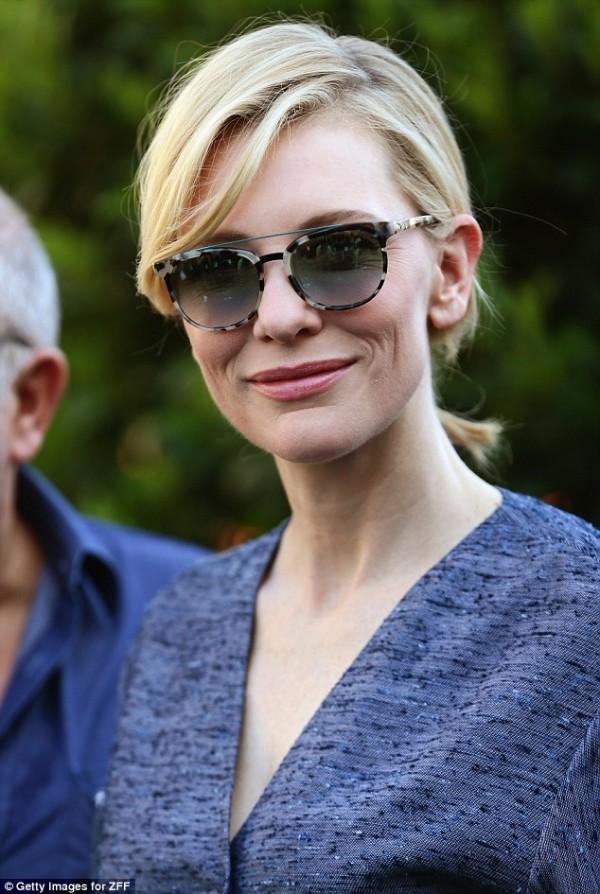 Cate Blanchett Zurich Septembre 2014