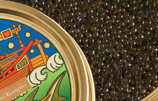 Caviar Impérial Baeri - Caviar Kaspia