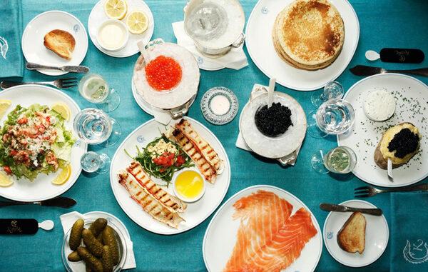 Caviar Kaspia - Image prioritaire