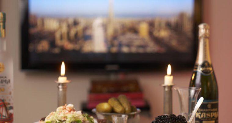 PARIS - Caviar Kaspia à domicile