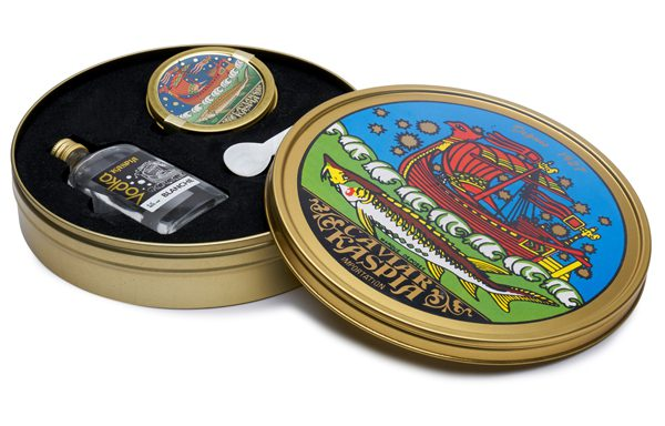 Caviar Kaspia - Kit de Survie