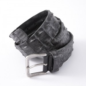 Ceinture crocodile en vente sur Mad Lords.com