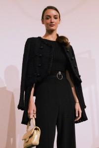 Charlotte le Bon, Défilé Chanel, haute couture printemps-été 2016