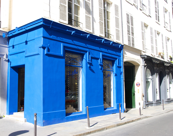 Chatelles Shop Outside-Extérieur 1