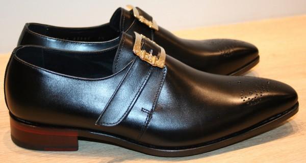 Chaussures à boucles Souliers de Monsieur De Lautrémont pour Homme