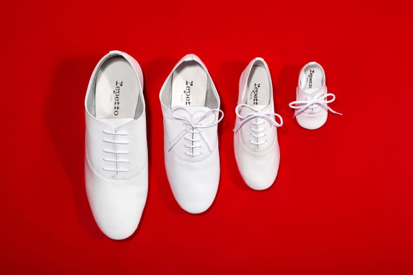 "Famille chaussures ""Zizi"", Repetto"