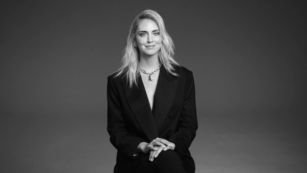 Chiara Ferragni for Pomellato International Women's Day Video 2019