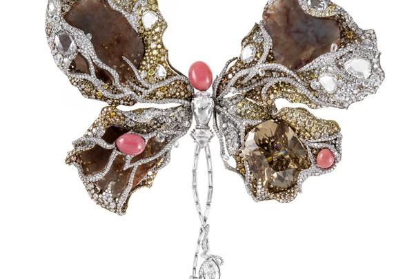 Cindy Chao et Sarah Jessica Parker  créent la Broche  Ballerina Butterfly