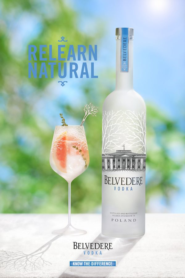 Cocktail Belvedere 2017 - Pamplemousse et Thym Ambiance