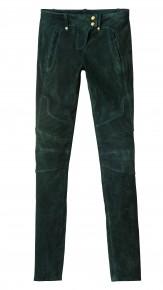 Pantalon femme peau : 299 €