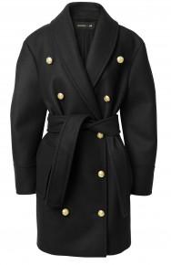 """Manteau femme boutonnage croisé """"coupe XL"""" ceinture taille : 179 €"""
