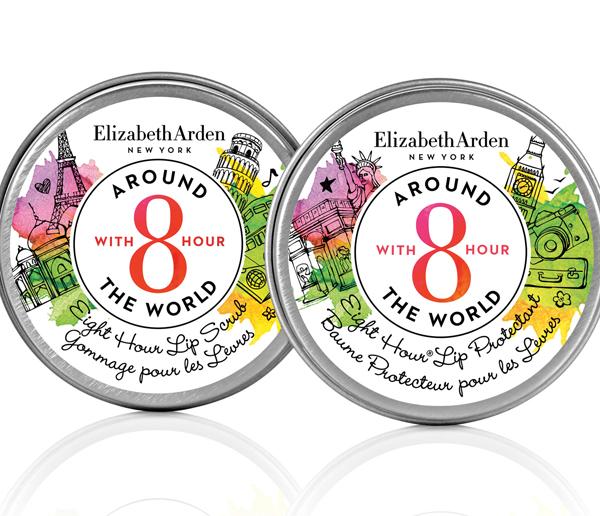 Elizabeth Arden offre un tour du monde à son produit phare