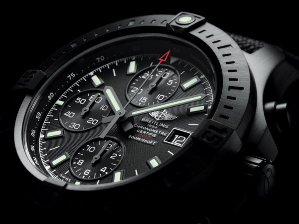 Colt Chronograph Automatic Blacksteel Breitling