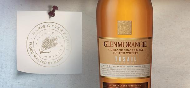 Glenmorangie présente son nouveau trésor
