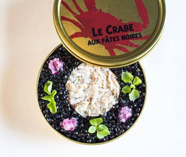 Crabes pates noires Dessirier 2
