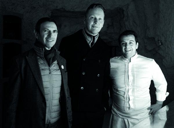 Frédéric Panaïotis, David Shrigley et Alexandre Gauthier