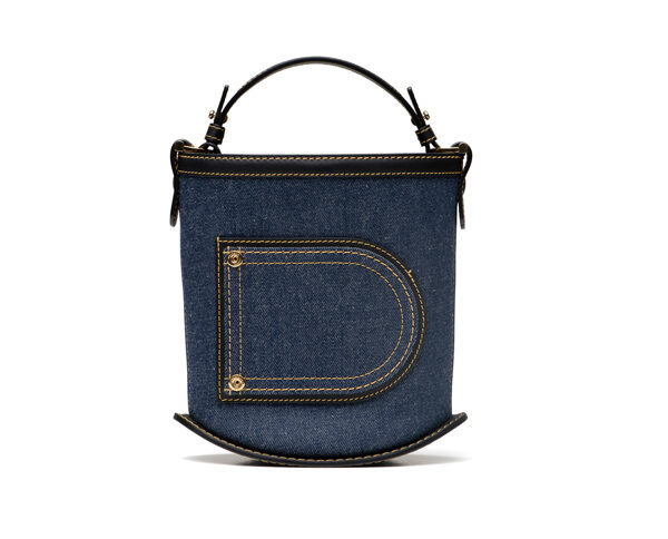 DELVAUX_Denim_Collection_Pin_Mini_Bucket_Denim_Sahara_Denim_Noir