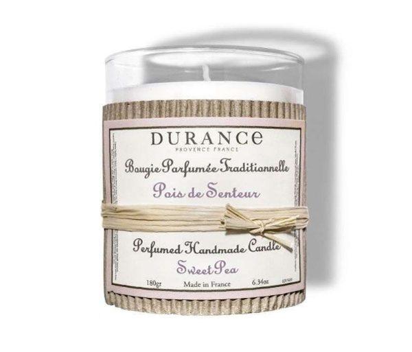 DURANCE - Bougie Parfumée Pois de Senteur - 16.50€