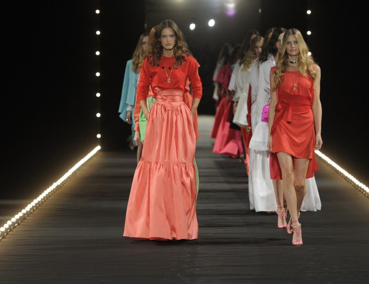 #PFW : Alexis Mabille en mode cocktail