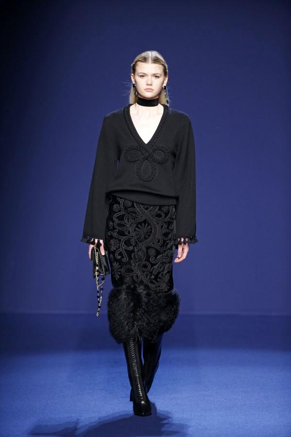 Andrew GN collection automne-hiver 2016-17 - Paris