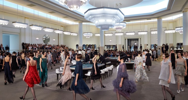 #PFW : Chanel, collection haute couture AH 2015 2016