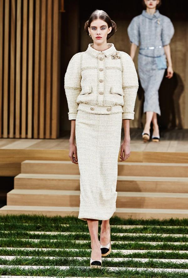 Défilé Chanel haute couture printemps-été 2016
