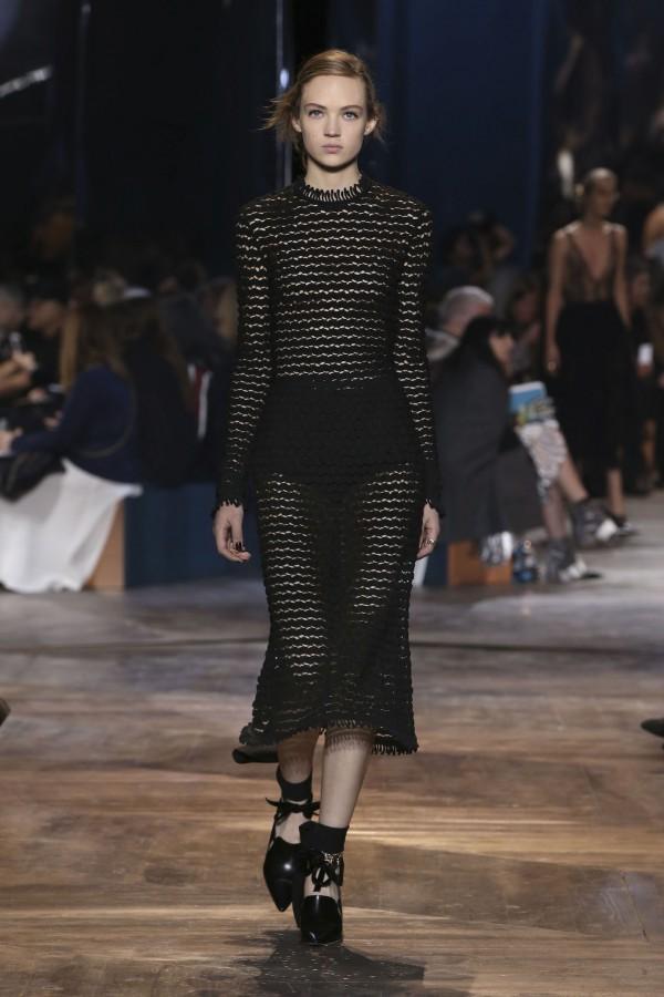 Dior, haute couture, printemps été 2016
