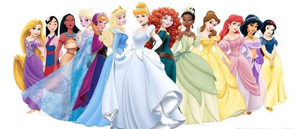 Disneyland Paris lance #toutesdesprincesses  une chaîne solidaire digitale