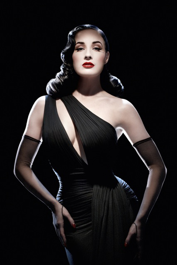 Dita Von Teese_Special Guest_Pasquale Bruni event_18th June